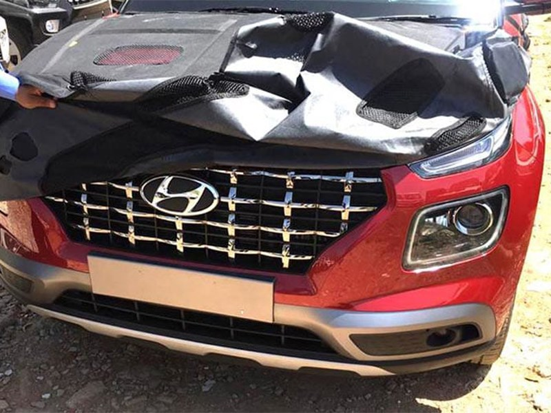 Новая модель Hyundai